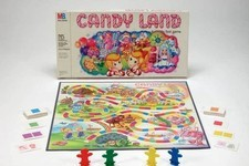 Which Candy Land Character Are You?
