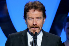 Check Out Bryan Cranston's Crazy New Facial Hair