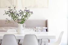 Ultimate Kitchen Luxury: Create The Living-Dining Table