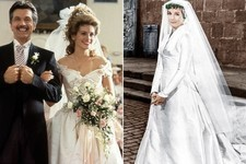 Can You Match These Iconic Wedding Dresses to the Movie?