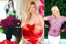 Here's How All Your Favorite Celebs Are Spending Valentine's Day 2016