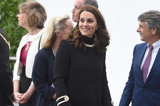 We're Loving: Kate's Black Coat Dress