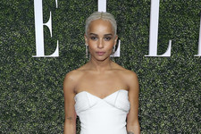 Look of the Day: Zoe Kravitz's Minimal Midi