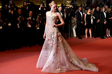 Wedding Dress Inspiration From the Cannes Red Carpet