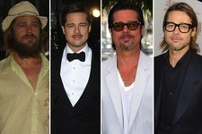 A Timeline of Brad Pitt's Facial Hair Situation