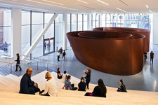 20 Interiors Inspired By Richard Serra At SFMOMA