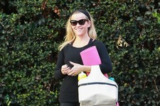 Reese Witherspoon Feels the Yoga Love