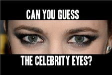 Trivia: Can You Guess the Celebrity Eyes?