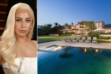 Tour Lady Gaga's Oceanfront Malibu Estate
