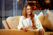 Lindsay Lohan's First Beauty Memory, Bruno Mars' New On-Stage Look and More