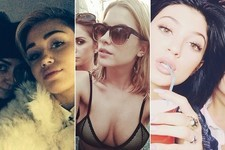 7 Celebs Who Have Already Perfected the #Selfishie