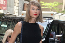 Look of the Day: Taylor Swift's Short Shorts