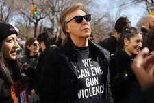You Need To Hear Paul McCartney's Tribute To John Lennon During The March For Our Lives Rally