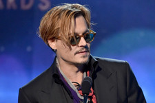 Johnny Depp Says He's Stopped Caring