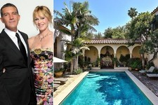 Antonio Banderas and Melanie Griffith Sell Lavish Estate