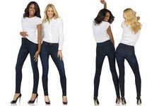 Spanx's New Denim Line Banishes Muffin Tops