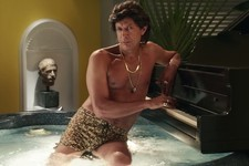 Sex God Jeff Goldblum Stars in a New Commercial for Light Bulbs
