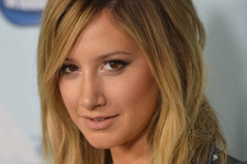 Ashley Tisdale Hits the Disney Red Carpet