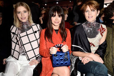 The Best Front Row Fashions at Paris Fashion Week Fall 2015