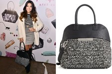 Found: Gina Rodriguez's Printed Bag