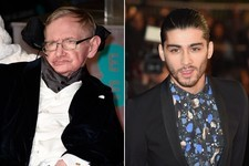 Stephen Hawking Answered a Question About Zayn Malik and It Was Amazing