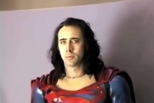 Remember that Time Nicolas Cage was Going to Be Superman?