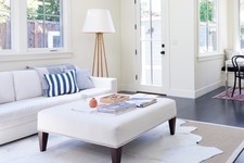 Style Cowhide Rugs In 5 Different Ways