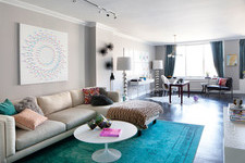 10 Tips: A Cool and Colorful Rental on the Upper East Side