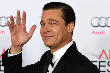 Watch Brad Pitt Rescue a Young Fan from Being Crushed by a Crowd