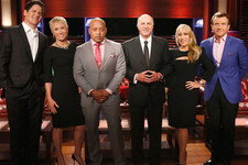 Exclusive Sneak Peek: ABC's 'Shark Tank' Introduces Blue Raspberry Lemonade Flavored Boxed Wine