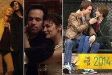 The Best Movie Couples of 2014