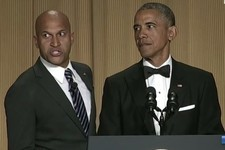 'Key & Peele's Luther Steals the White House Correspondents Dinner