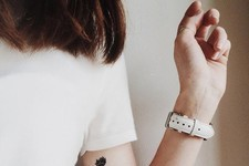 Delicate Minimalist Tattoos That Exude Understated Elegance