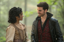Wish Hook and Princess Tiana Could Be the Dreamiest 'Once Upon a Time' Couple Ever