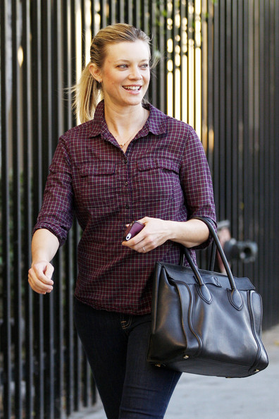 More Pics of Amy Smart Button Down Shirt (2 of 20) - Button Down Shirt Lookbook - StyleBistro