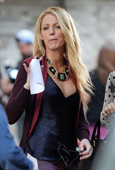 More Pics of Blake Lively Camisole (1 of 10) - Blake Lively Lookbook - StyleBistro