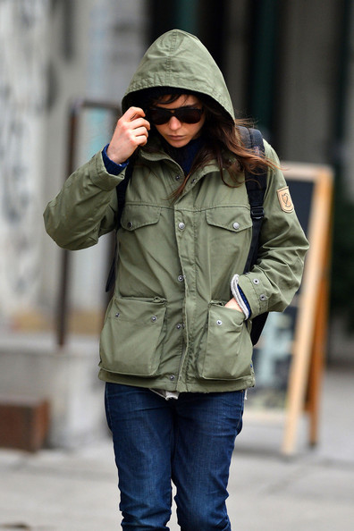 More Pics of Ellen Page Military Jacket (2 of 6) - Military Jacket Lookbook - StyleBistro