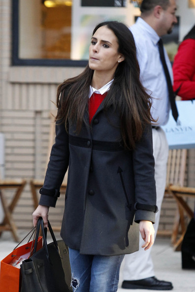 More Pics of Jordana Brewster Ballet Flats (4 of 13) - Ballet Flats Lookbook - StyleBistro