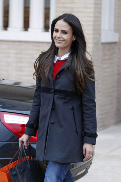 More Pics of Jordana Brewster Ballet Flats (1 of 13) - Flats Lookbook - StyleBistro
