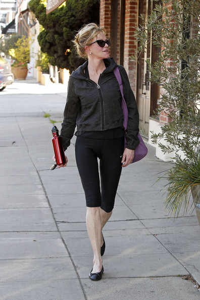 More Pics of Melanie Griffith Leggings (2 of 26) - Pants & Shorts Lookbook - StyleBistro