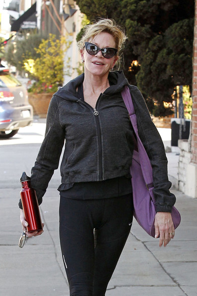 More Pics of Melanie Griffith Leggings (5 of 26) - Melanie Griffith Lookbook - StyleBistro
