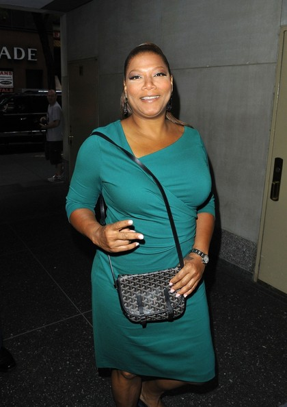 More Pics of Queen Latifah Printed Purse (1 of 13) - Printed Purse Lookbook - StyleBistro
