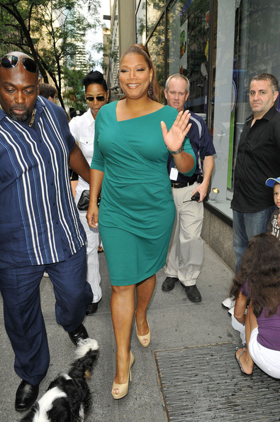More Pics of Queen Latifah Printed Purse (3 of 13) - Printed Purse Lookbook - StyleBistro