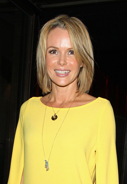 Amanda Holden Layered Gold Necklace
