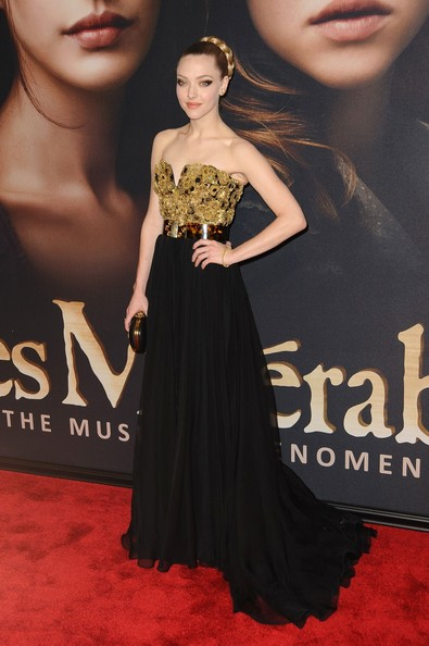 The NYC Premiere of 'Les Mis'