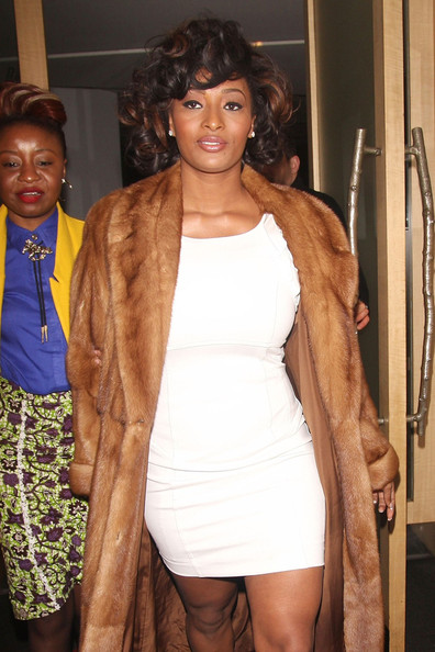 More Pics of Toccara Jones Fur Coat (1 of 8) - Toccara Jones Lookbook - StyleBistro