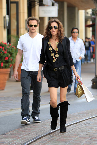 Anna Friel Sunglasses