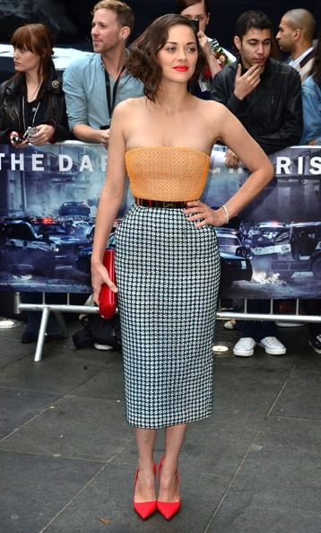 Celebs at the Premiere of 'Dark Knight Rises' 2
