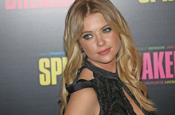 More Pics of Ashley Benson Long Curls (5 of 15) - Long Curls Lookbook - StyleBistro