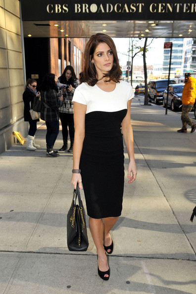More Pics of Ashley Greene Cocktail Dress (2 of 13) - Ashley Greene Lookbook - StyleBistro